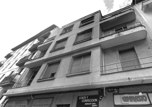 Calle Uribarri 13 Bilbao Art Decó