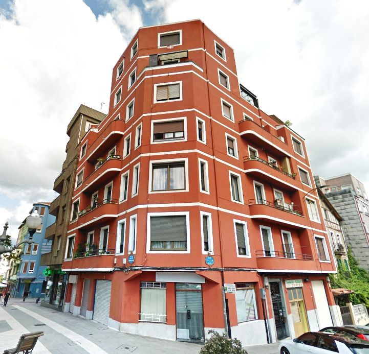 Calle Urizar 30, Bilbao Art Decó