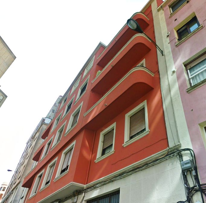 Calle Zabalbide 28 Bilbao Streamline Moderne
