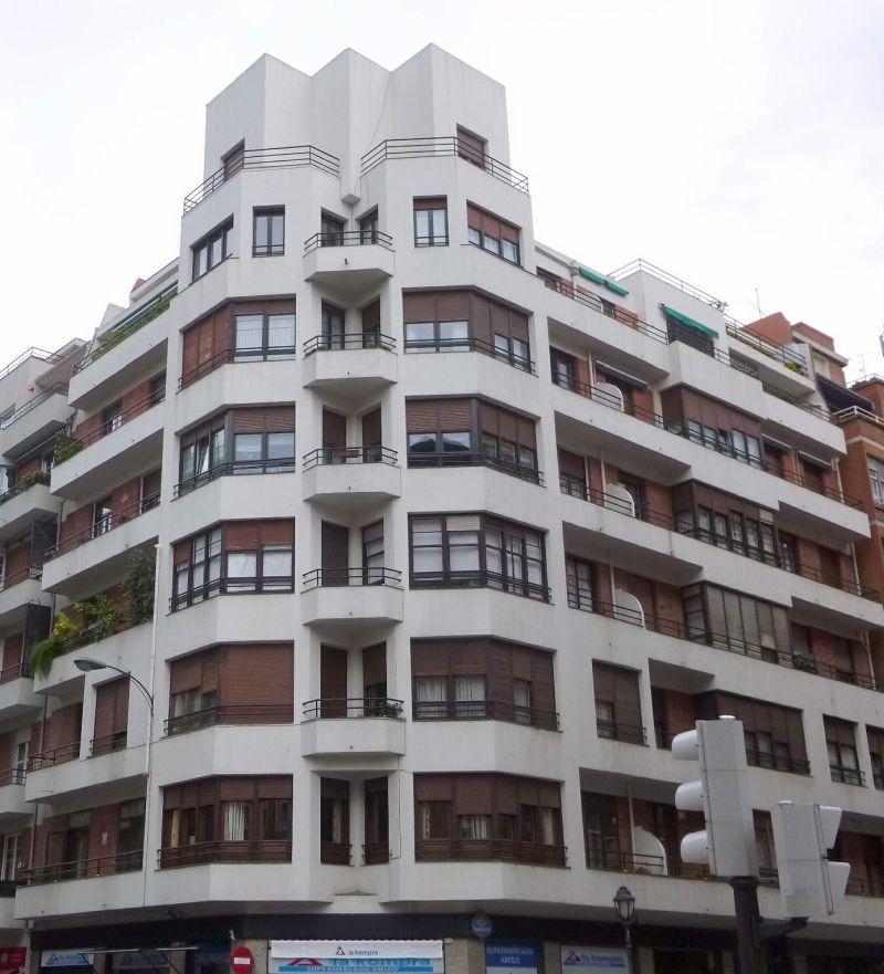 Colón de Larreategui, 50, Bilbao Art Decó