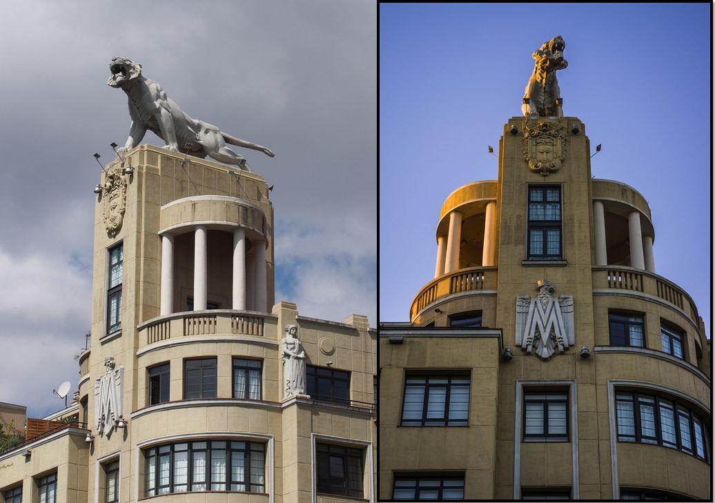 El Tigre de Bilbao es Art Decó