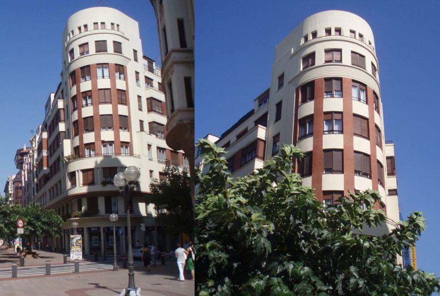 Ercilla 33, 31 y Licenciado Poza, 16, Bilbao