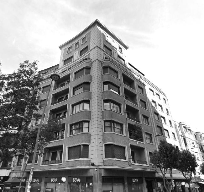 Hurtado de Amezaga 50, Bilbao Racionalismo Art Decó