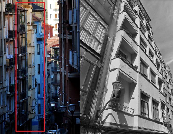 Iturribide 60, Bilbao Art Decó Streamline Moderne