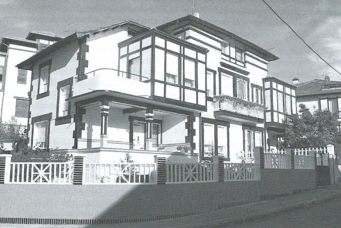 Loruri Etxaldea 42, Ciudad Jardín de Bilbao Art Decó