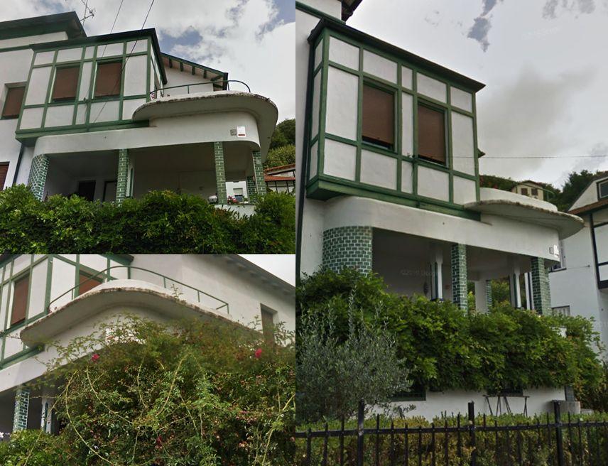 Loruri Etxaldea 82, elegante Streamline Moderne en la Ciudad Jardín de Bilbao