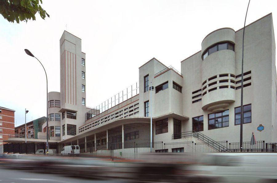 Luis Briñas Santutxu Bilbao Art Decó