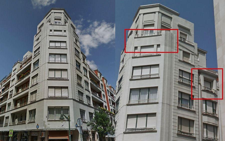 Manuel Allende 22, Bilbao Art Decó