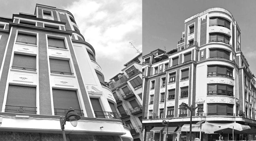 Manuel Allende 26, Bilbao Art Decó