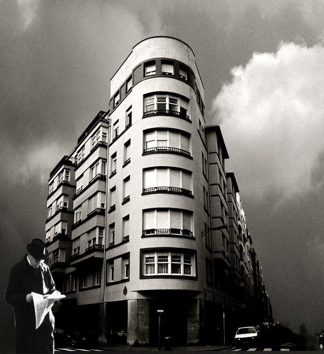 Racionalismo en el Bilbao Art Decó de Ercilla 8