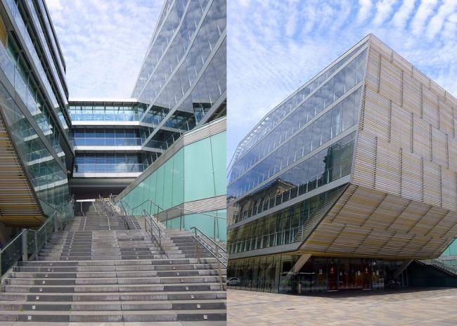 Segunda ampliación del Ayuntamiento de Bilbao