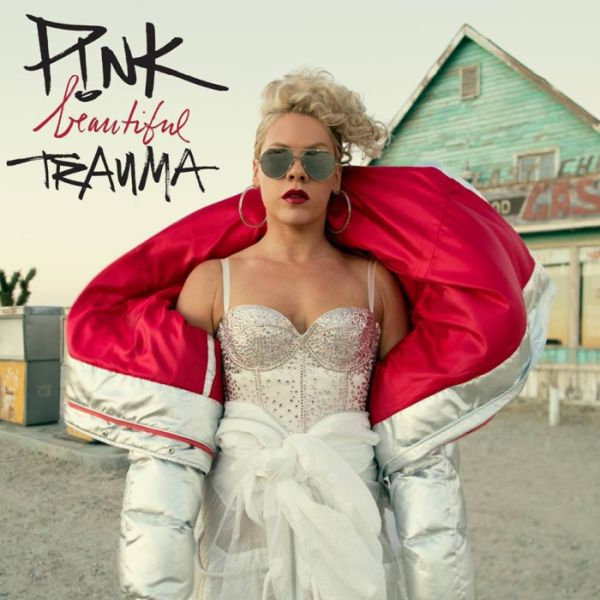 Portada Beautiful Trauma Pink