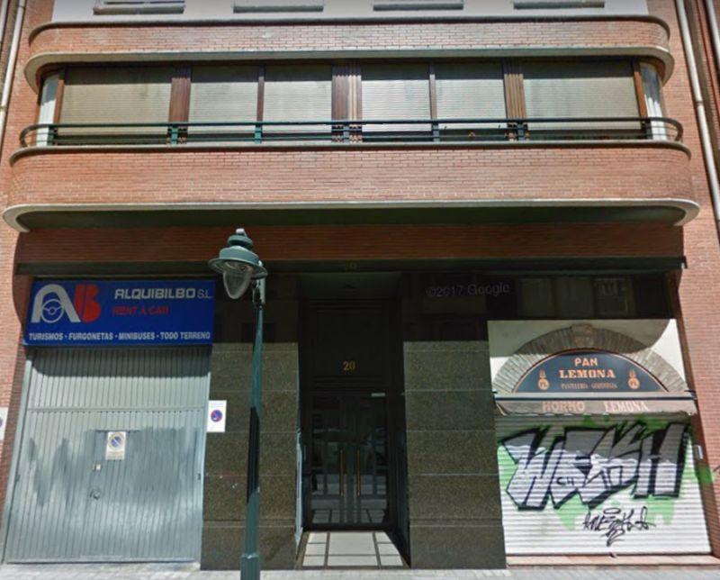 General Eguía, 20 Bilbao Art Decó
