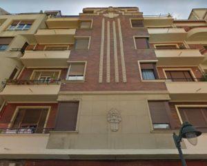 General Eguía, 9 y 11 Bilbao Art Decó
