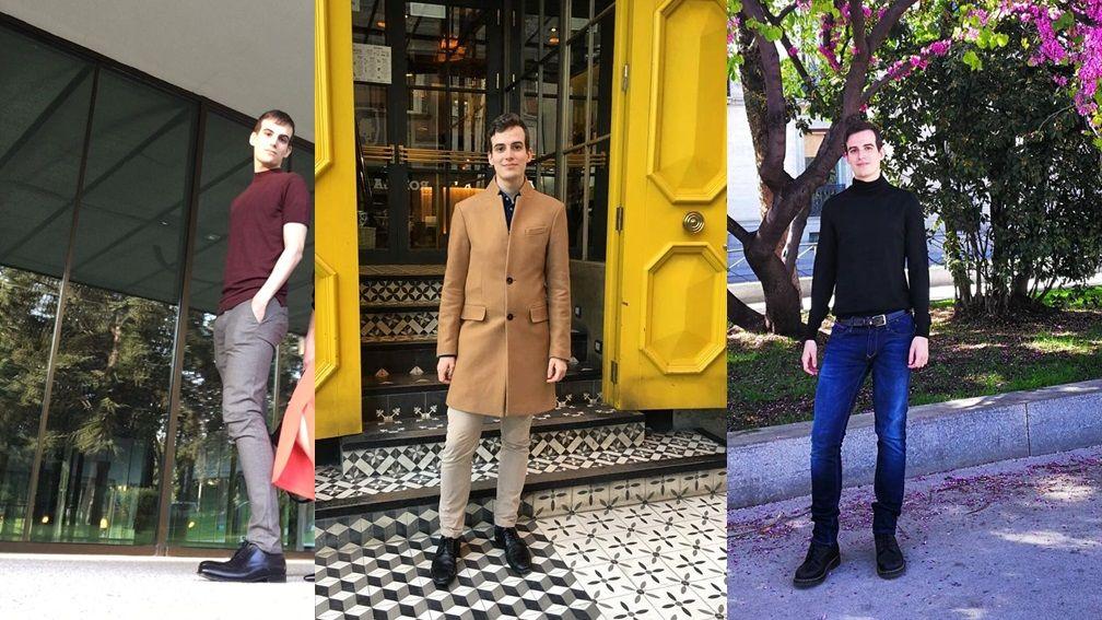 Fuera del armario descubrir la moda