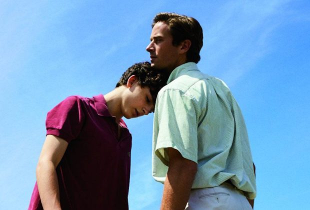 Crítica Call Me By Your Name