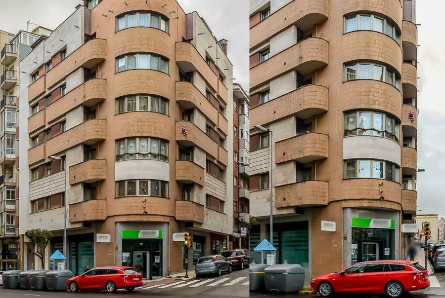 Avenida Pablo Iglesias 6 es Neo Gijón Art Decó