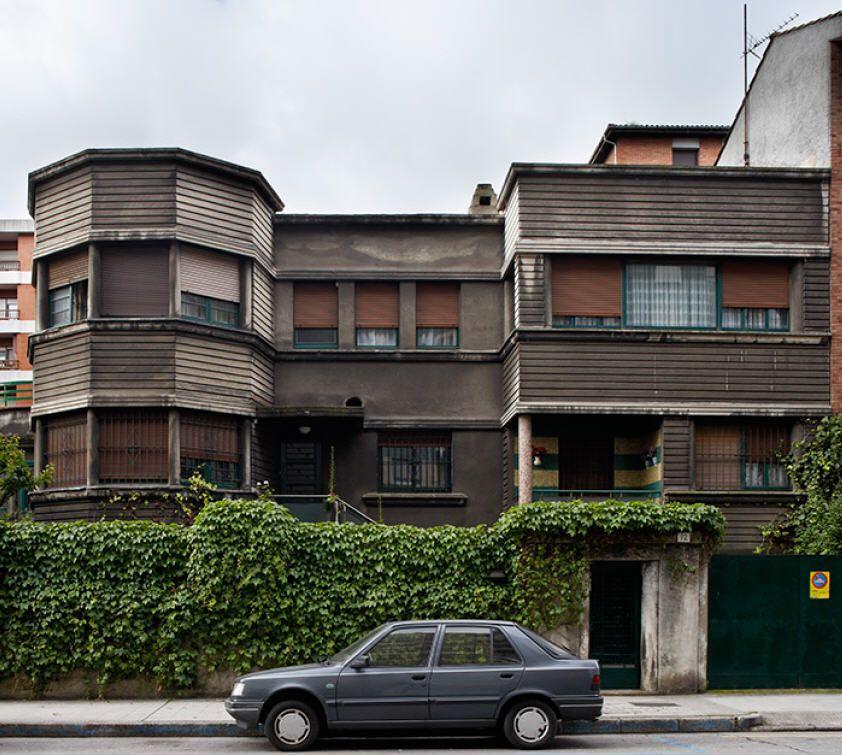Avenida de Pablo Iglesias 72 Gijón Art Decó