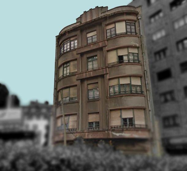 Avenida de la Costa 34 Gijón Art Decó