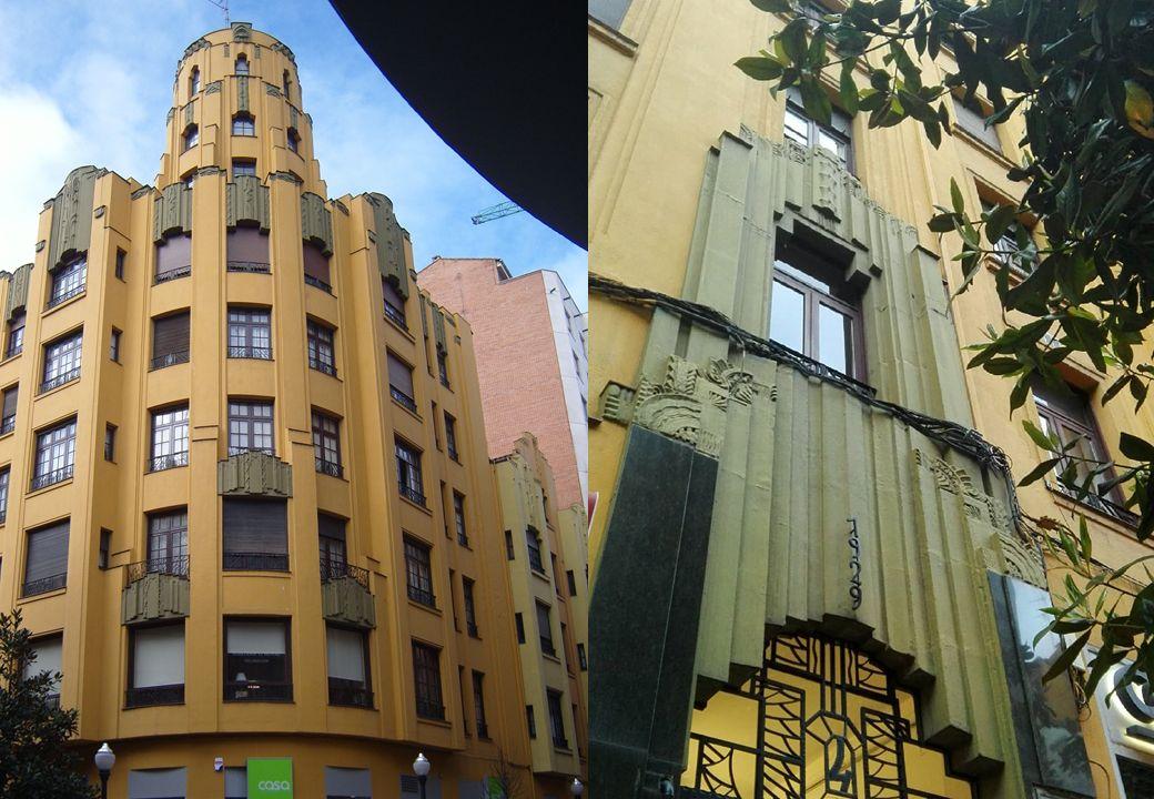 Calle Asturias, 4