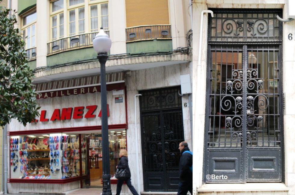 Calle Asturias, 6