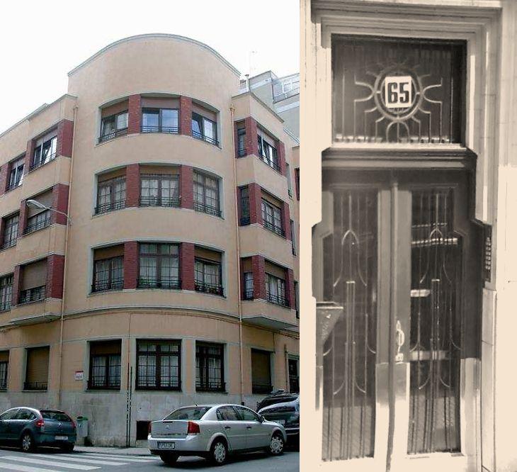 Calle Cabrales, 65