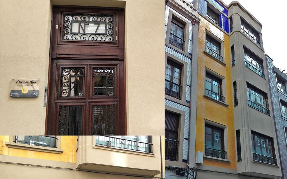 Calle Cabrales, 7