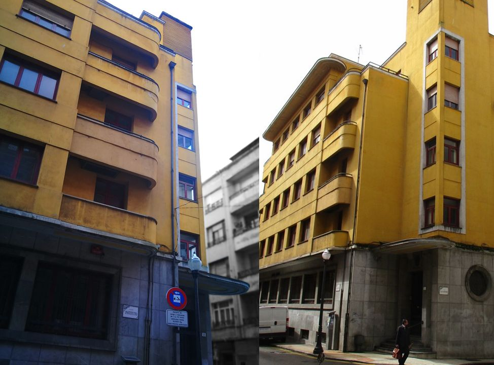 Caja de Ahorros y Monte de Piedad (calle Instituto, 12 y 14)