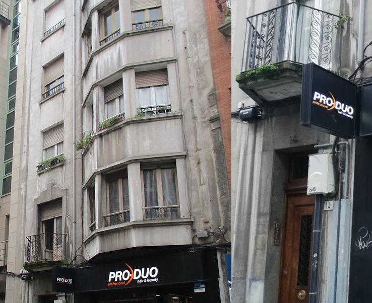 Calle Uría, 14