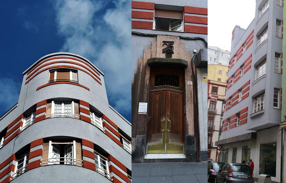 Calle Uría, 21 y 23