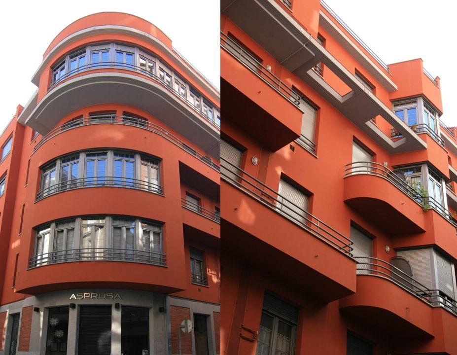 Edificio La Muralla (calle de la Muralla, 4)