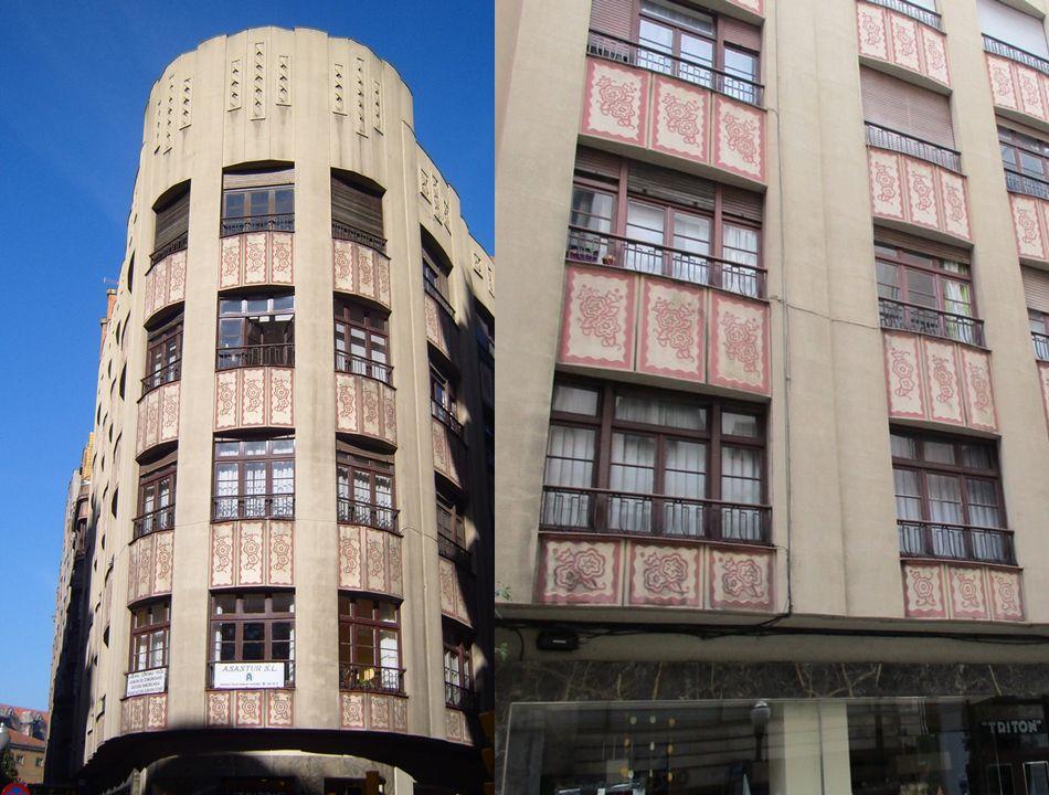 Calle Menéndez Valdés, 7 y Cabrales, 62