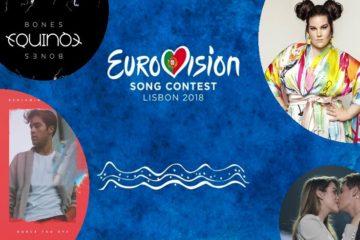 Eurovisión 2018 guía de canciones