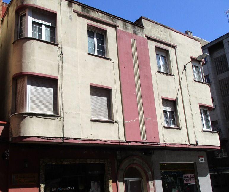 Art Decó de Gijón en calle Bobes 2 1941