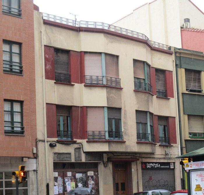 Art Decó de Gijón en calle Joaquín Bonet
