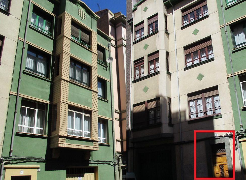 Art Decó de Gijón en la calle Jesús