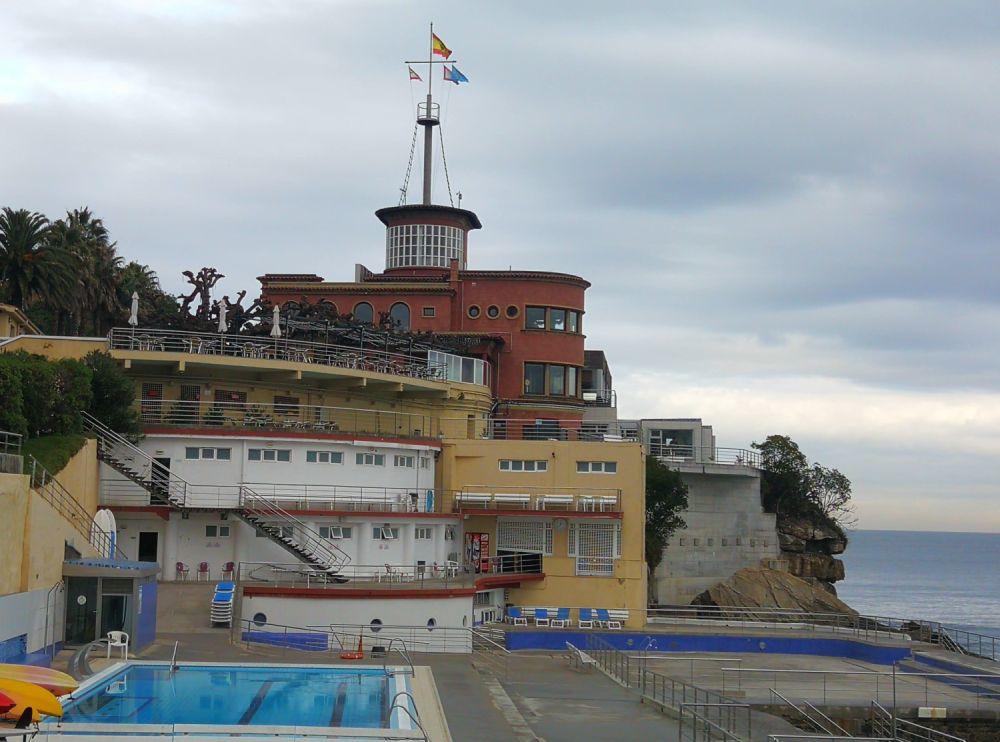 Art Decó naval en Gijón
