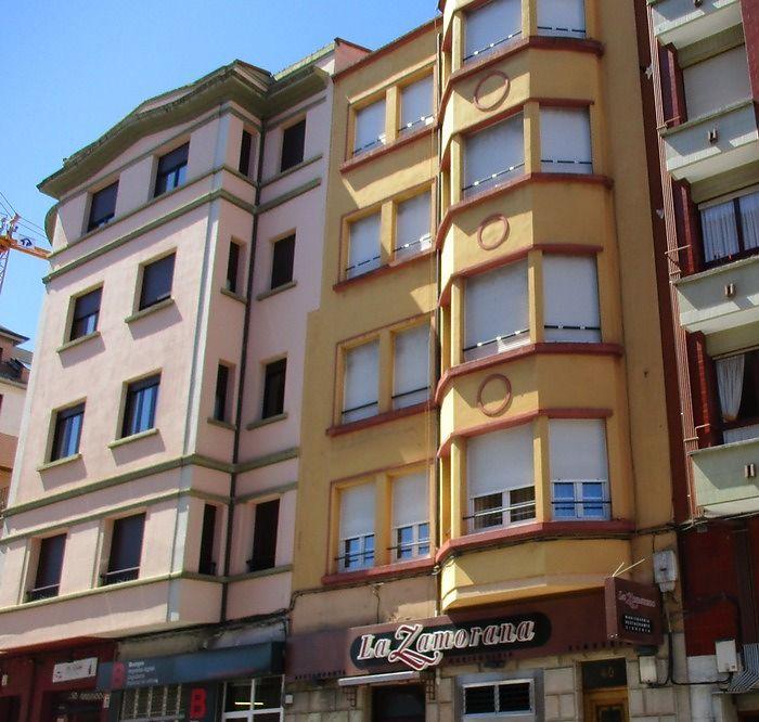Avenida Hermanos Felgueroso 40 en Gijón