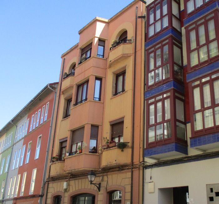 Calle Honesto Batalón 12 de Gijón