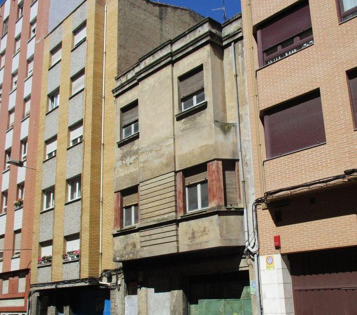 Calle Jesús 26 de Gijón