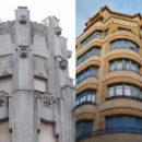 Edificios Art Decó de Gijón