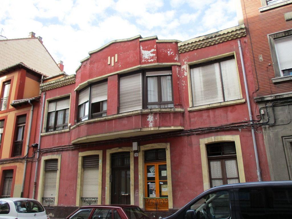 Calle la Argandona Art Decó Gijón