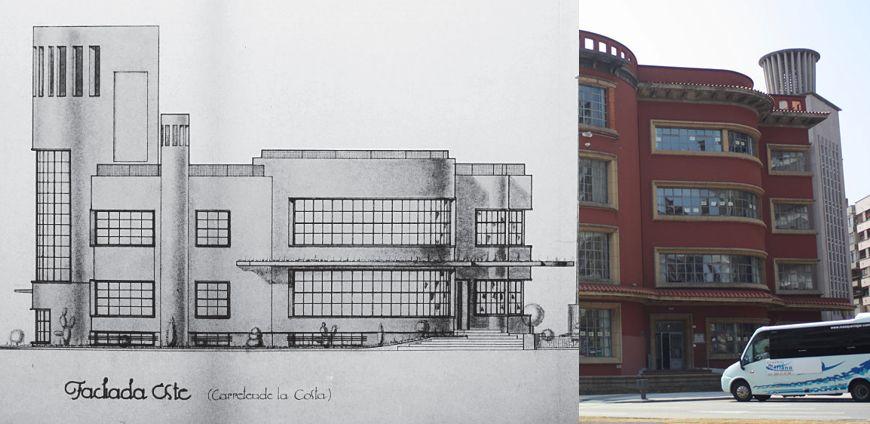 Pedro Cabello en el Art Decó de Gijón