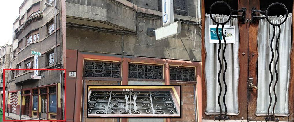 Rejerías Art Decó de Gijón en Numa Guilhou 30