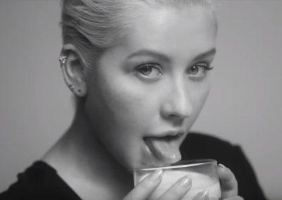Accelerate de Christina Aguilera