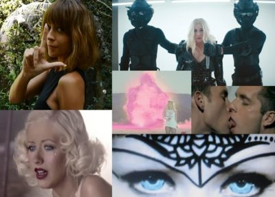 videoclips de Christina Aguilera Fall In Line