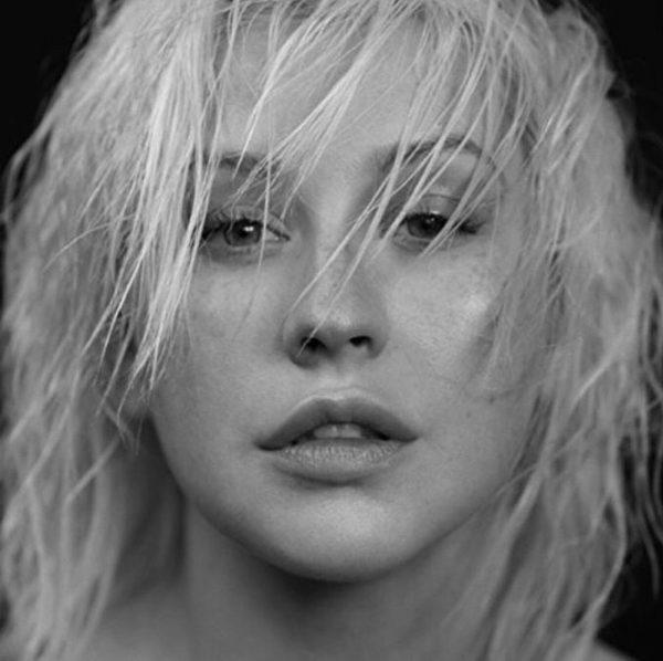 Liberation de Christina Aguilera pecas