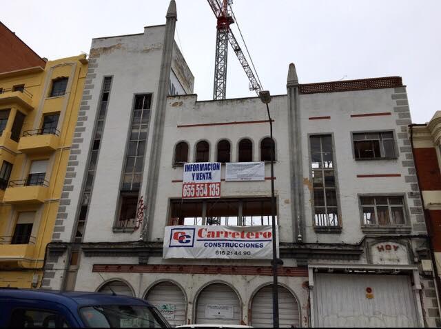 Zamora Art Decó Cines desparecidos