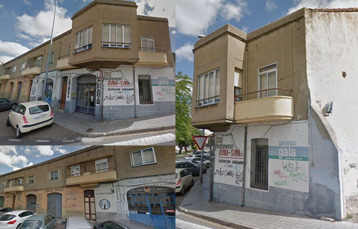 Avenida Feria, 45, 47 y 49