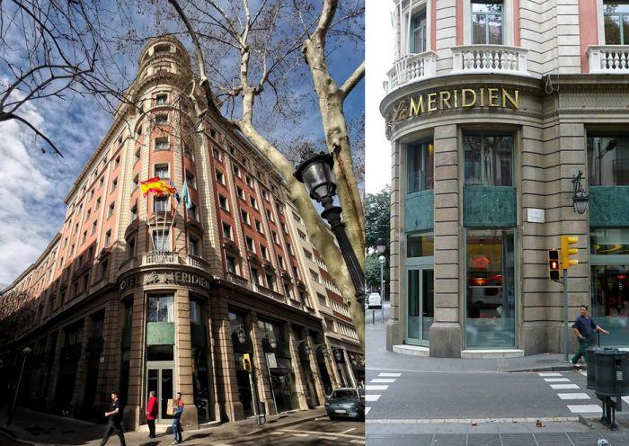 Arquitectura franquista Barcelona